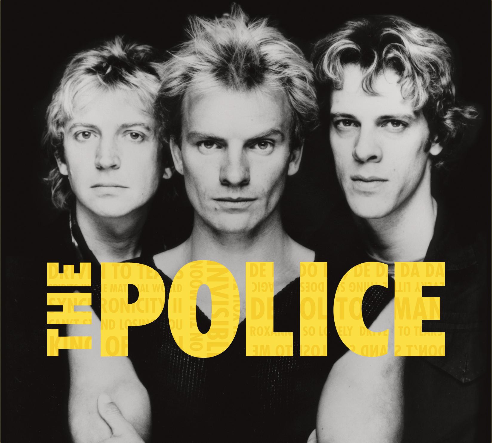 Resultado de imagen de the police logo